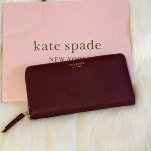 kate spade Bags - Kate Spade Cameron Large Continental Wallet